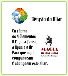 Magia no Dia a Dia: Bênção do Altar Witch Spell, Pagan Witch, A Kind Of Magic, Wicca Witchcraft, Witch House, Book Of Shadows, Numerology, Good Vibes, Altar