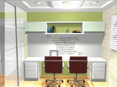 projetos de home office para dois pequeno - Pesquisa Google