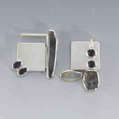 Gemstone Earrings – Mora Designer Jewelry
