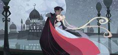Prince Mamarou & Princess Usagi