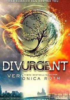 awesome divergent trilogy in one