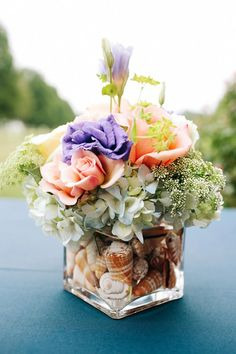 Fabulously Creative Wedding Ideas from Kari Rider Weddings and Events. To see more: http://www.modwedding.com/2014/10/25/fabulously-creative-wedding-ideas-kari-rider-weddings-events/ #wedding #weddings #wedding_centerpiece