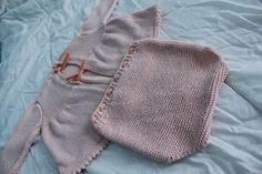 Natural nursery knits.