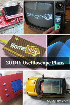 DIY Oscilloscope Plans