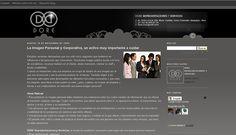 Sitio Web - Dore