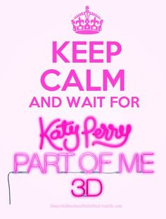 Less than a month away! JULY 5th!! :) #KP3D