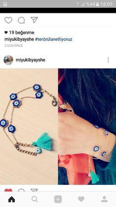 evil eye wrap bracelet inspiration