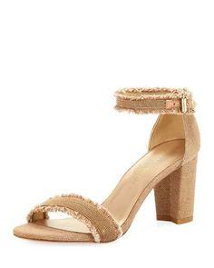 Chaingang High Chunky Sandal