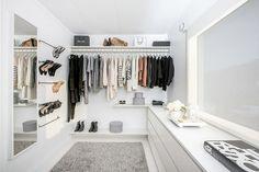Como hacer un vestidor low cost