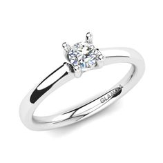 An diamond engagement ring is a ring indicating that the person wearing it is engaged to be married, especially in Western cultures.