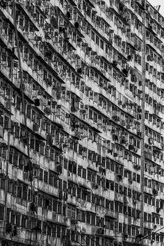 High Density Residence B&W, which version is better? by Wilfred Y - Photo 142257567 - 500px
