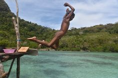 Bajau Laut Boy at Bodgaya, Semporna
