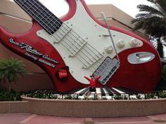 Rock N Roller Coaster Starring Aerosmith at Hollywood Studios