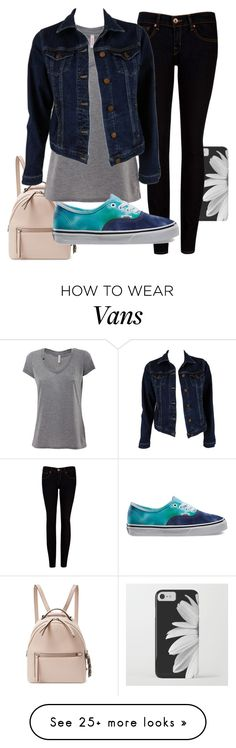 """""""R - D2"""" by teacupunicorn on Polyvore featuring Fendi, SUN68, Ted Baker, M.i.h Jeans and Vans"""