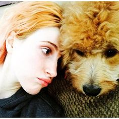 Hayley and Alf