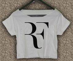 ROGER+FEDERER+RF+Logo+T-Shirt+ROGER+FEDERER+RF+Logo+Crop+Top+ROGER+FEDERER+Crop+Tee+RF#02