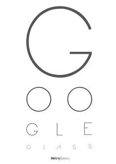 Google glass chart vision (GLΛSS) - retrofuturs