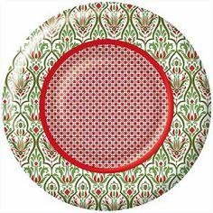 Amber Salad/Dessert Plates 96 ct