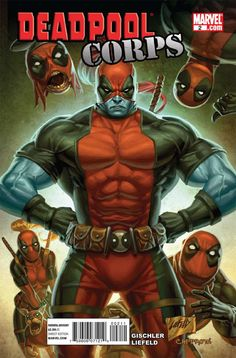 Deadpool Corps #2 (Issue)