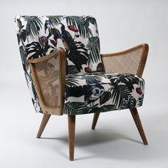 ● ※ ※ Ṫröpical Sůnday! ※ ※ ● @oozefina #print #pattern #design  Amazonia Light Cotton Tea Towel | by Witch and Watchman