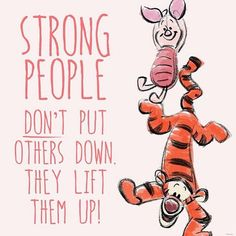 they lift them up