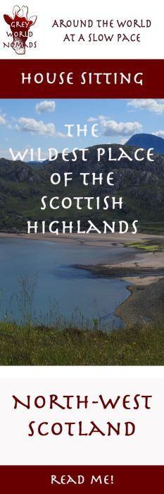 The Wildest Place Of The Scottish Highlands