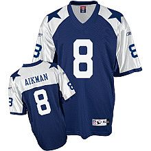 Reebok Dallas Cowboys Troy Aikman Youth Retro Premier Jersey - SportsAuthority.com