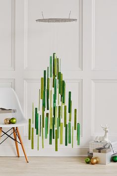 Dec 2019 - gift ideas, table styling and general festive goodness. See more ideas about Christmas diy, Christmas decorations and Christmas inspiration. Hanging Christmas Tree, Unique Christmas Trees, Alternative Christmas Tree, All Things Christmas, Christmas Tree Decorations, Christmas Holidays, Christmas Crafts, Christmas Tree Design, Modern Christmas Decor