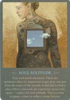 "From John Holland's new deck, ""The Spirit Messages: Daily Guidance Oracle Deck. Spiritual Enlightenment, Spiritual Guidance, Spiritual Growth, Spiritual Awakening, Angel Guidance, Doreen Virtue, Spirited Art, Angel Cards, Oracle Cards"