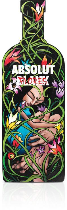 Absolut Flores PD