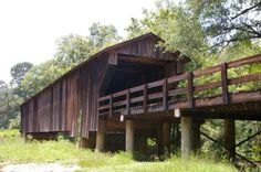 Covered Bridges will forever and always be associated with Bridges of Madison County. Perfection.