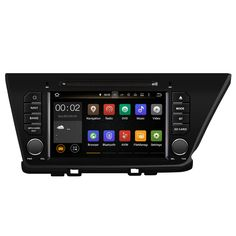 Runningnav Android 7.1 RAM 2G Fit KIA NIRO 2016 2017 - Car DVD Player Navigation GPS Radio