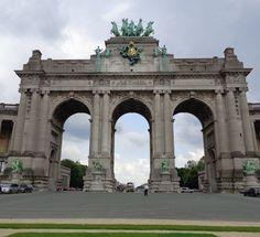 Parc du Cinquantenaire  Ville de Bruxelles