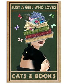 Book Posters, Cat Posters, Dog Poster, Imagine Dragons, Crazy Cat Lady, Crazy Cats, I Love Cats, Cute Cats, Wallpaper Bonitos