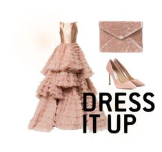 """Dress It Up"" by lizzie-lake on Polyvore featuring Isabel Sanchis, Jimmy Choo and Rebecca Minkoff"