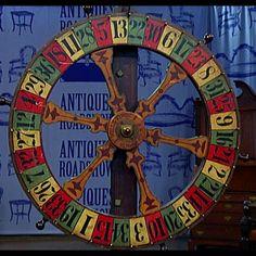 Will & Finck Gambling Wheel
