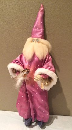 Vintage 1984 Merlin Doll Collectible Faith Wich by KMSCollectibles