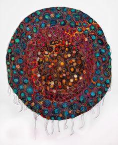 Shield of Colour by Gordana Brelih