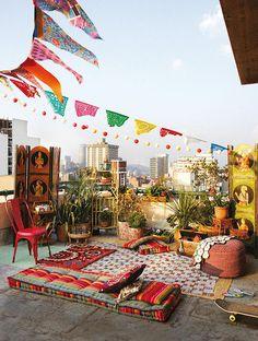 Les plus belles terrasses de Pinterest - Imprimés