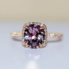 Engagement ring by E