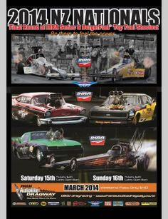2014 NZ Nationals, NZ Drag Racing, Fram Autolite Dragway, Meremere