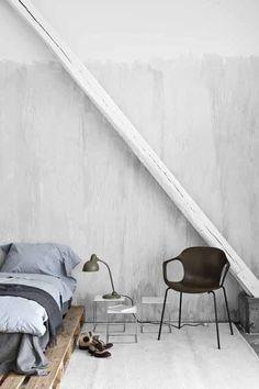 niceroom: Furniture: NAP Chair from Fritz Hansen :... (via Bloglovin.com )