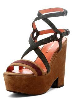 Zelda Wedge Sandal on HauteLook