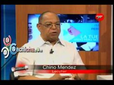 Entrevista A Chino Mendez Con @Robersanchez01 En @LaTuerca23 #Video - Cachicha.com