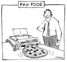 Hungry? Unfortunately FaxTalk FaxCenter Pro won't help you satisfy your craving for pizza… but for all the rest of your faxing needs, you can certainly give it a go!       #fax @FaxTalk