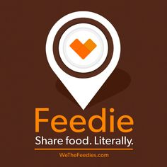 Feedie turns sharing food photos into actually sharing food with those who need it.