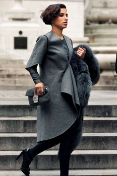 worlds most fashionable royal ever. Princess Deena al-Juhani Abdulaziz in NYC.