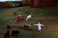 'Modern Heroines' Natalia Vodianova Delights by Ryan McGinley for Porter Magazine Spring/ 2015