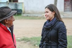 """Who Do You Think You Are?"" America Ferrera Discovers the Story of Her Honduran Ancestors"
