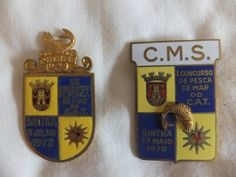 Fishing Medals 1970's